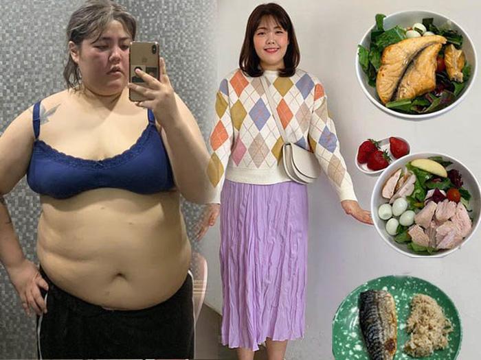 """Thực đơn 4 món thần kỳ giúp """"thánh ăn Hàn Quốc"""" giảm 40kg, mảnh mai đến khó tin"""